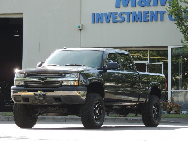 2005 Chevrolet Silverado 1500 LS 4dr Crew Cab / 4X4 / LIFTED / 86K Miles - Photo 46 - Portland, OR 97217