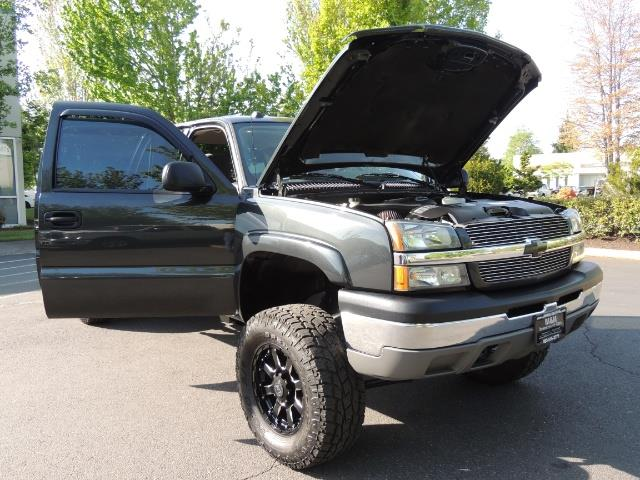 2005 Chevrolet Silverado 1500 LS 4dr Crew Cab / 4X4 / LIFTED / 86K Miles - Photo 31 - Portland, OR 97217