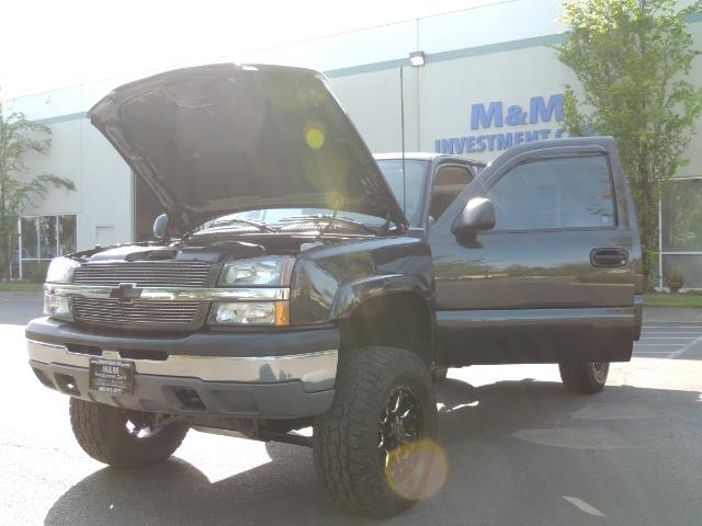 2005 Chevrolet Silverado 1500 LS 4dr Crew Cab / 4X4 / LIFTED / 86K Miles - Photo 25 - Portland, OR 97217