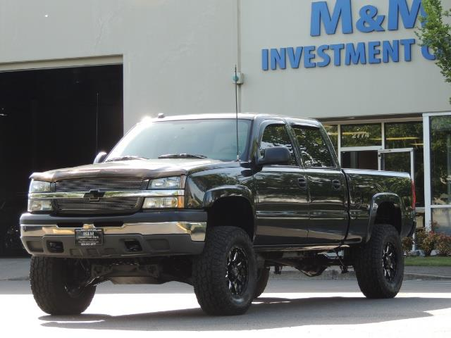 2005 Chevrolet Silverado 1500 LS 4dr Crew Cab / 4X4 / LIFTED / 86K Miles - Photo 50 - Portland, OR 97217