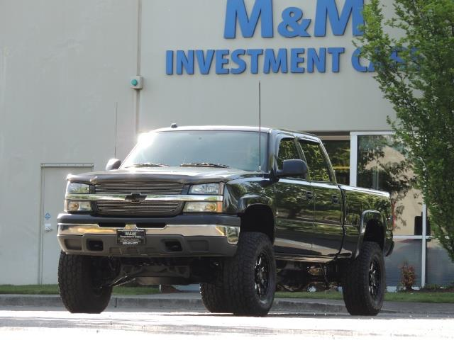 2005 Chevrolet Silverado 1500 LS 4dr Crew Cab / 4X4 / LIFTED / 86K Miles - Photo 47 - Portland, OR 97217