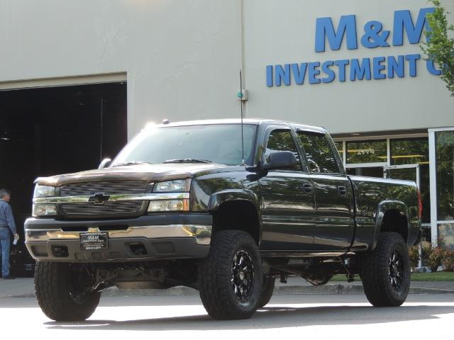 2005 Chevrolet Silverado 1500 LS 4dr Crew Cab / 4X4 / LIFTED / 86K Miles - Photo 49 - Portland, OR 97217
