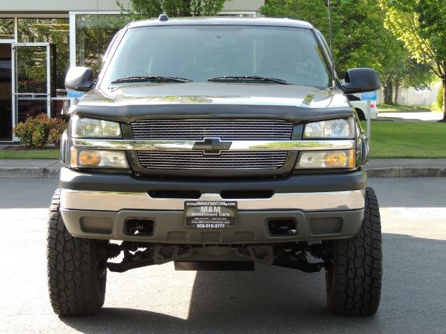 2005 Chevrolet Silverado 1500 LS 4dr Crew Cab / 4X4 / LIFTED / 86K Miles - Photo 5 - Portland, OR 97217