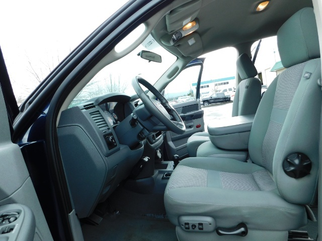 2007 Dodge Ram 2500 SLT BIGHORN / 4X4 / 5.9L Cummins DIESEL / Excel Co - Photo 14 - Portland, OR 97217