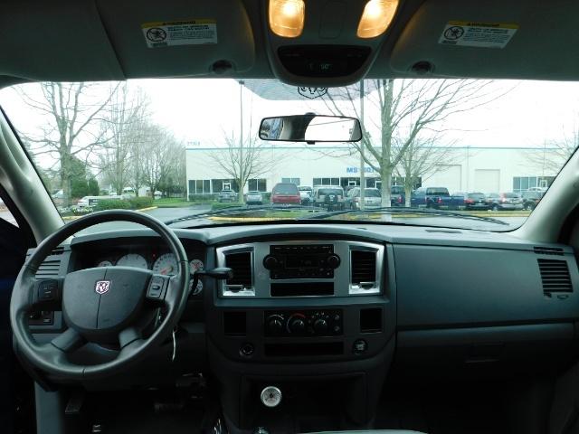 2007 Dodge Ram 2500 SLT BIGHORN / 4X4 / 5.9L Cummins DIESEL / Excel Co - Photo 35 - Portland, OR 97217