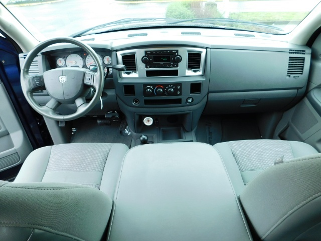 2007 Dodge Ram 2500 SLT BIGHORN / 4X4 / 5.9L Cummins DIESEL / Excel Co - Photo 18 - Portland, OR 97217