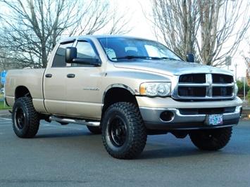 2003 Dodge Ram 2500 SLT 4x4 5.9L CUMMINS DIESEL LIFTED / 1-OWNER Truck
