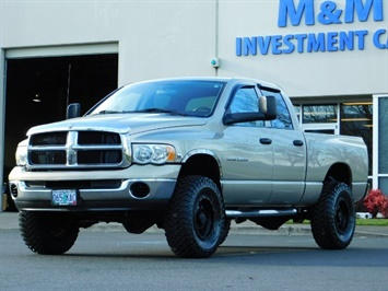2003 Dodge Ram 2500 SLT 4x4 5.9L CUMMINS DIESEL LIFTED / 1-OWNER Truck