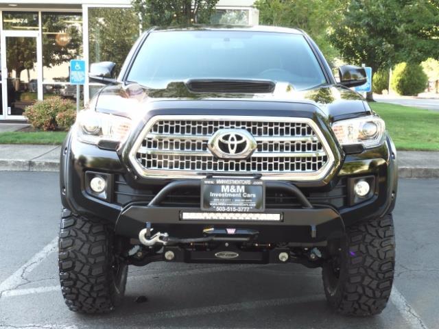 2017 Toyota Tacoma TRD 4X4 CUSTOM / WINCH / PRO COMP LIFT / 3 K MILES - Photo 50 - Portland, OR 97217