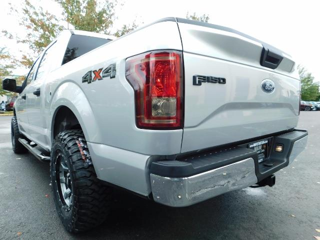 2017 Ford F-150 XLT / 4X4 / Crew Cab / LIFTED LIFTED - Photo 12 - Portland, OR 97217