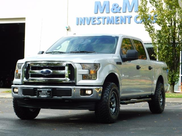 2017 Ford F-150 XLT / 4X4 / Crew Cab / LIFTED LIFTED - Photo 41 - Portland, OR 97217