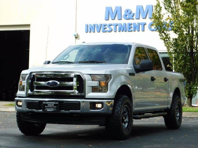 2017 Ford F-150 XLT / 4X4 / Crew Cab / LIFTED LIFTED - Photo 39 - Portland, OR 97217