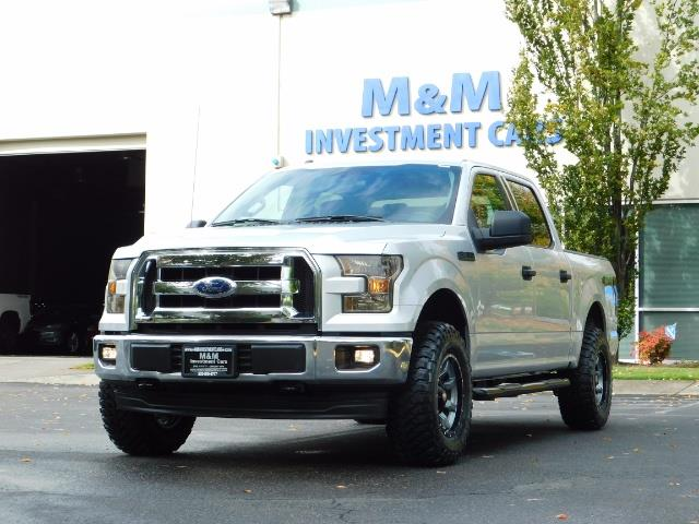 2017 Ford F-150 XLT / 4X4 / Crew Cab / LIFTED LIFTED - Photo 38 - Portland, OR 97217