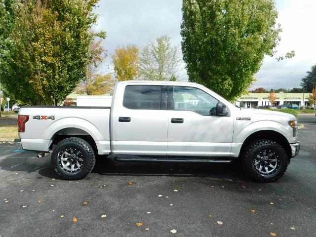 2017 Ford F-150 XLT / 4X4 / Crew Cab / LIFTED LIFTED - Photo 4 - Portland, OR 97217