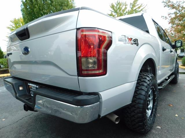 2017 Ford F-150 XLT / 4X4 / Crew Cab / LIFTED LIFTED - Photo 11 - Portland, OR 97217