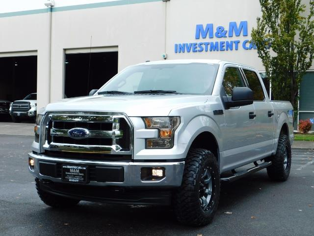 2017 Ford F-150 XLT / 4X4 / Crew Cab / LIFTED LIFTED - Photo 45 - Portland, OR 97217