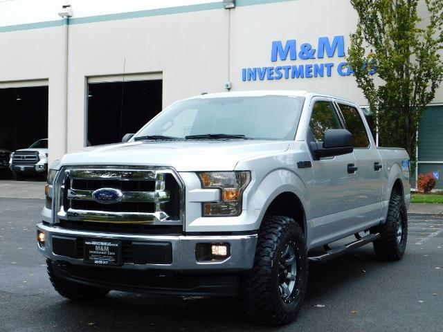 2017 Ford F-150 XLT / 4X4 / Crew Cab / LIFTED LIFTED - Photo 44 - Portland, OR 97217