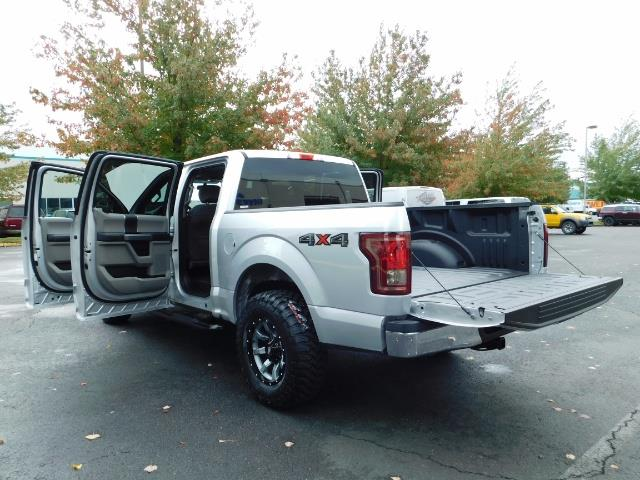 2017 Ford F-150 XLT / 4X4 / Crew Cab / LIFTED LIFTED - Photo 27 - Portland, OR 97217