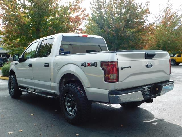 2017 Ford F-150 XLT / 4X4 / Crew Cab / LIFTED LIFTED - Photo 7 - Portland, OR 97217