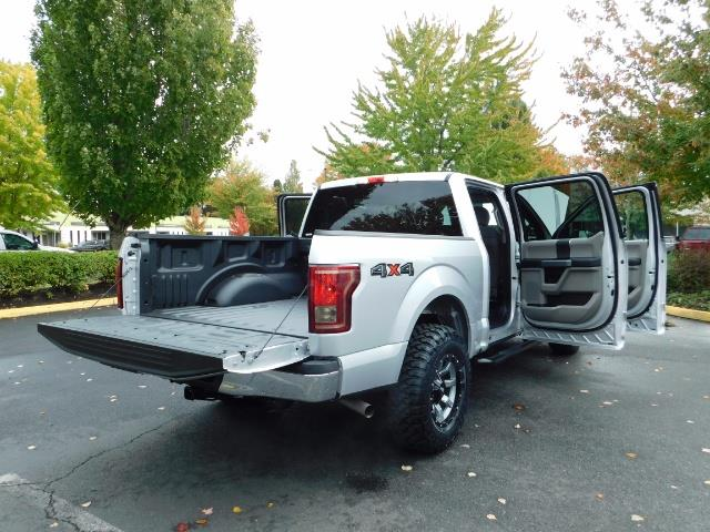 2017 Ford F-150 XLT / 4X4 / Crew Cab / LIFTED LIFTED - Photo 28 - Portland, OR 97217