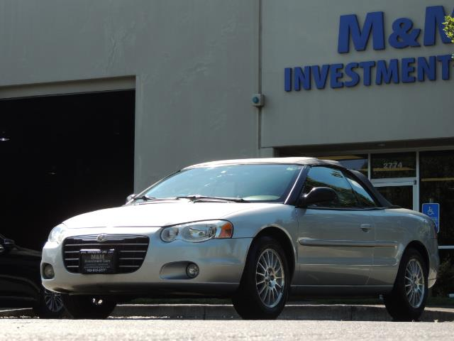 2004 Chrysler Sebring Touring / Convertible / ONly 74K MILES - Photo 51 - Portland, OR 97217