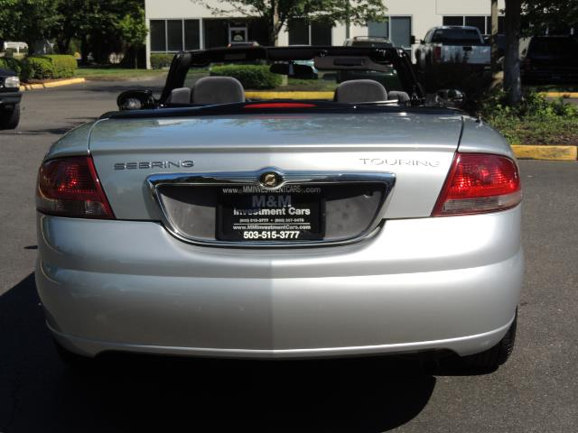 2004 Chrysler Sebring Touring / Convertible / ONly 74K MILES - Photo 6 - Portland, OR 97217