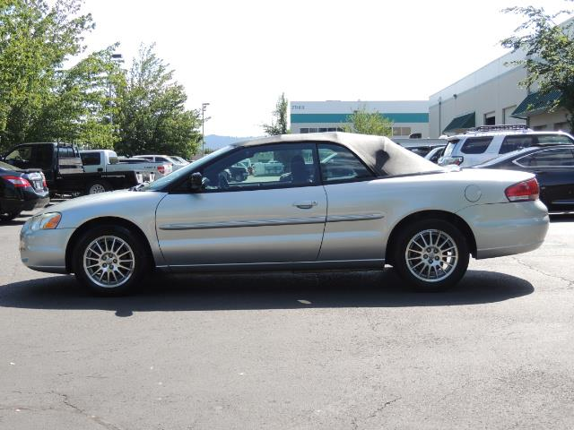 2004 Chrysler Sebring Touring / Convertible / ONly 74K MILES - Photo 16 - Portland, OR 97217
