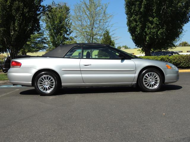 2004 Chrysler Sebring Touring / Convertible / ONly 74K MILES - Photo 17 - Portland, OR 97217