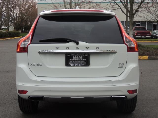 2016 Volvo XC60 T5 Premier / AWD / Leather / Navi / Pano Sunroof - Photo 51 - Portland, OR 97217