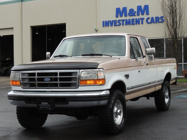 Ford F Xl Turbosel  Speed