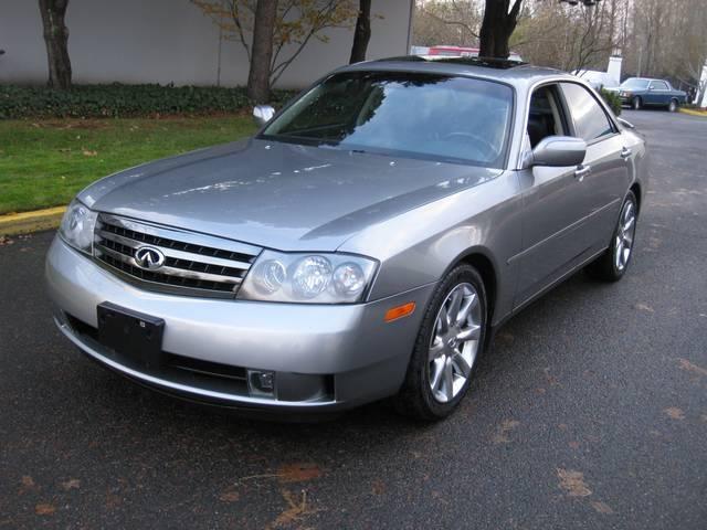 2004 Infiniti M45