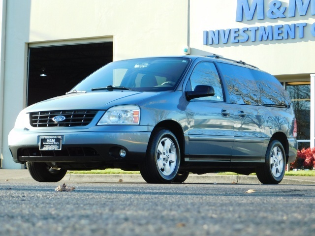 2005 Ford Freestar Ses Minivan Brand New Tires Very Clean Van Photo
