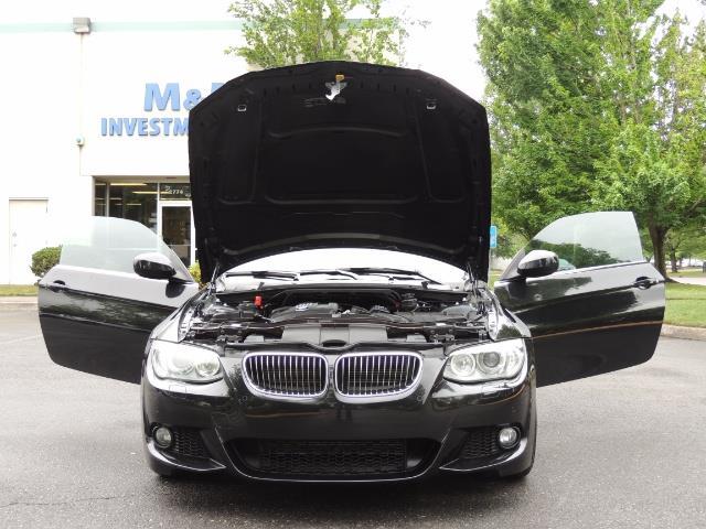 2013 BMW 328i M-SPORT Convertible / NAVi / 1-Owner - Photo 33 - Portland, OR 97217