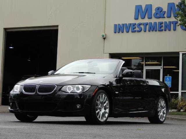 2013 BMW 328i M-SPORT Convertible / NAVi / 1-Owner - Photo 47 - Portland, OR 97217