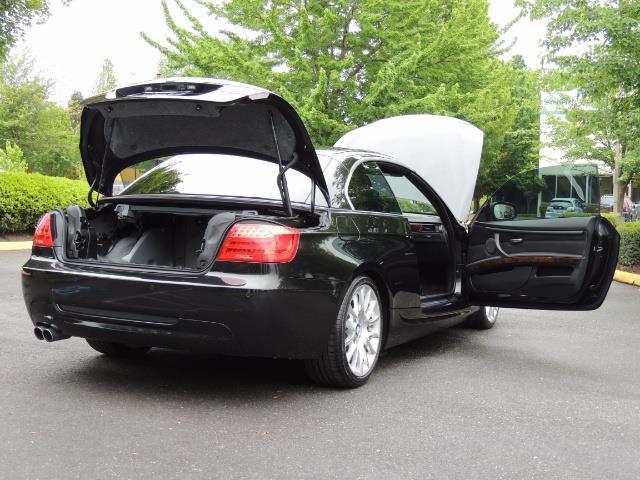 2013 BMW 328i M-SPORT Convertible / NAVi / 1-Owner - Photo 30 - Portland, OR 97217