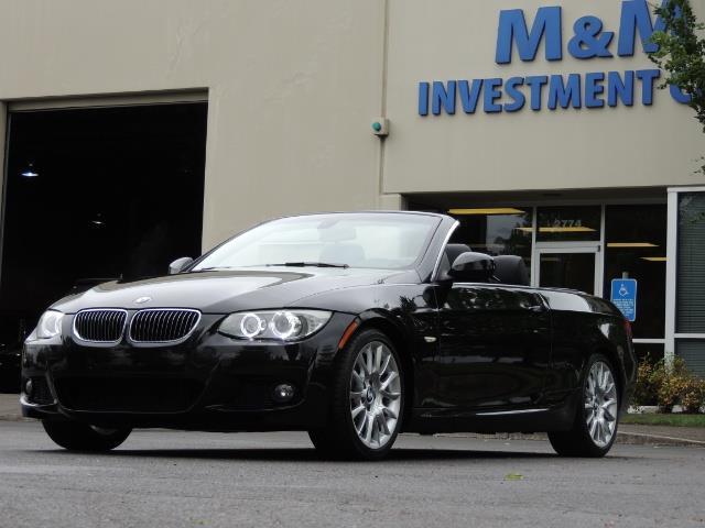 2013 BMW 328i M-SPORT Convertible / NAVi / 1-Owner - Photo 1 - Portland, OR 97217