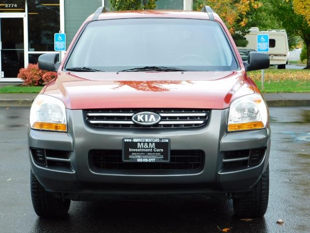 2008 Kia Sportage LX Sport Utility 4-Door / 5 SPEED MANUAL / 97K MLS - Photo 5 - Portland, OR 97217