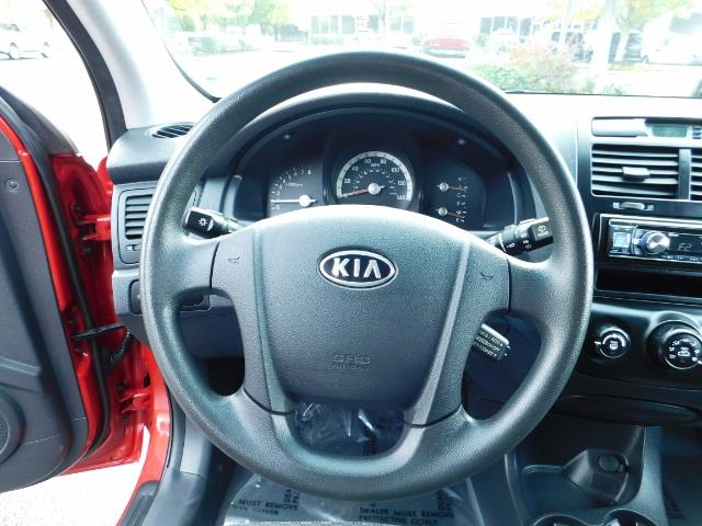 2008 Kia Sportage LX Sport Utility 4-Door / 5 SPEED MANUAL / 97K MLS - Photo 37 - Portland, OR 97217