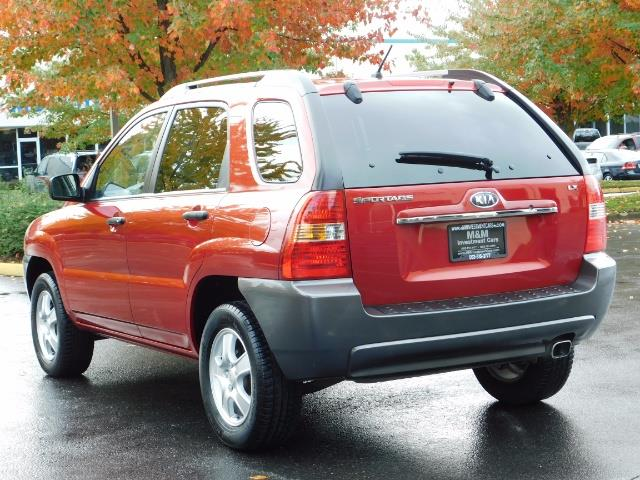 2008 Kia Sportage LX Sport Utility 4-Door / 5 SPEED MANUAL / 97K MLS - Photo 7 - Portland, OR 97217