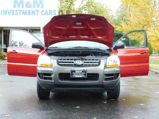 2008 Kia Sportage LX Sport Utility 4-Door / 5 SPEED MANUAL / 97K MLS - Photo 30 - Portland, OR 97217