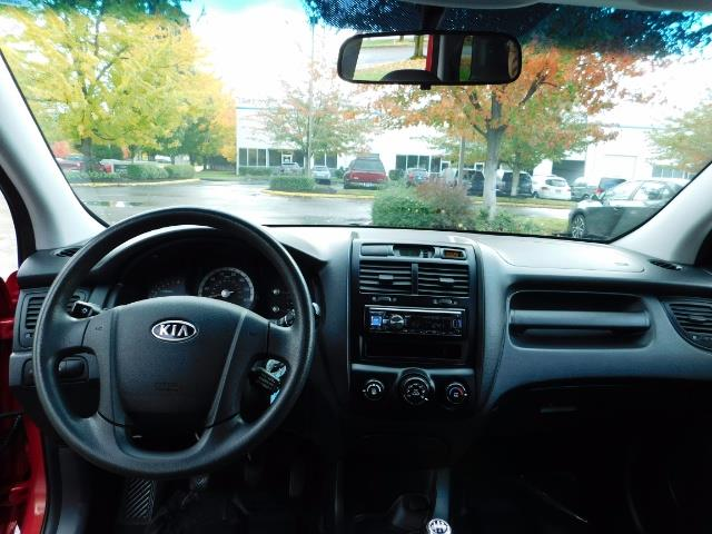 2008 Kia Sportage LX Sport Utility 4-Door / 5 SPEED MANUAL / 97K MLS - Photo 33 - Portland, OR 97217