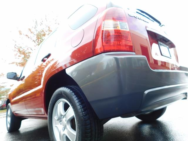 2008 Kia Sportage LX Sport Utility 4-Door / 5 SPEED MANUAL / 97K MLS - Photo 11 - Portland, OR 97217