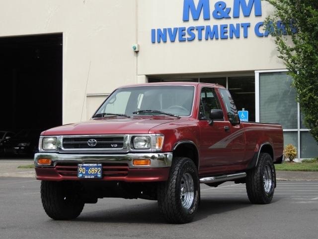 1993 toyota pickup deluxe v6 5 speed manual 4x4 rh mminvestmentcars com 1993 Toyota Truck Specs 1992 Toyota Truck