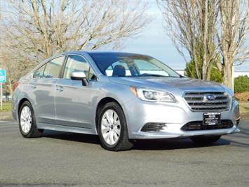 2015 Subaru Legacy 2.5i Premium All Wheel Drive 1-Owner Sedan