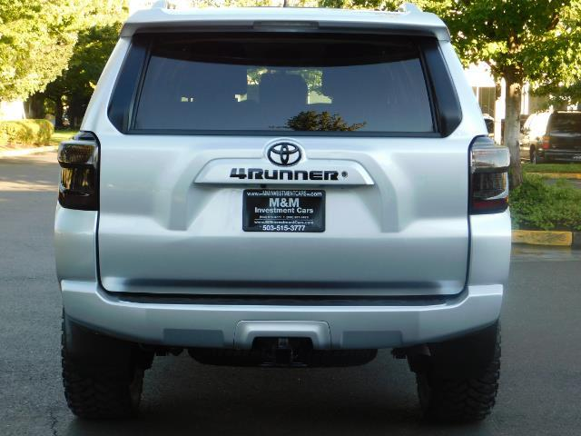 2016 Toyota 4Runner SR5 / 4WD / THIRD SEAT / LIFTED LIFTED - Photo 59 - Portland, OR 97217
