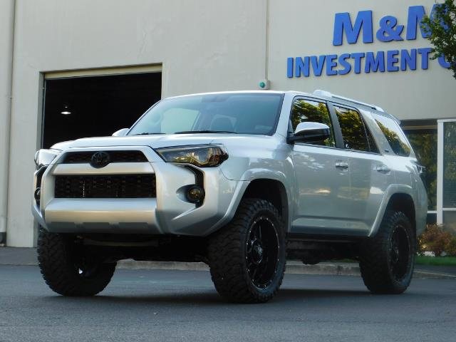 2016 Toyota 4Runner SR5 / 4WD / THIRD SEAT / LIFTED LIFTED - Photo 44 - Portland, OR 97217