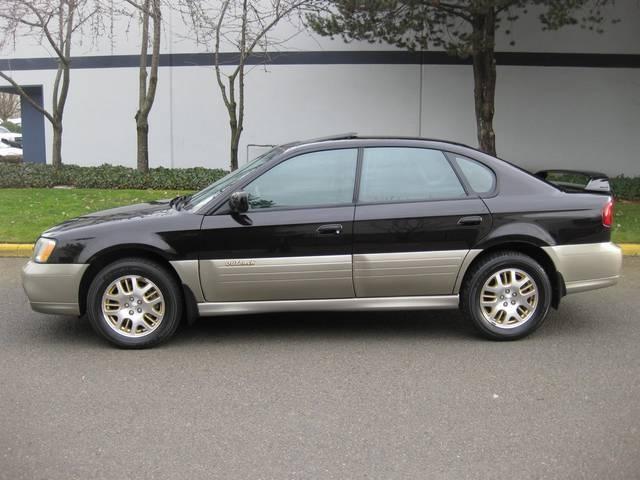 2002 Subaru Outback H6 30