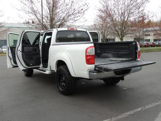 2006 Toyota Tundra SR5 4dr  / 4X4 / TIMING BELT REPLACED/ LIFTED - Photo 27 - Portland, OR 97217