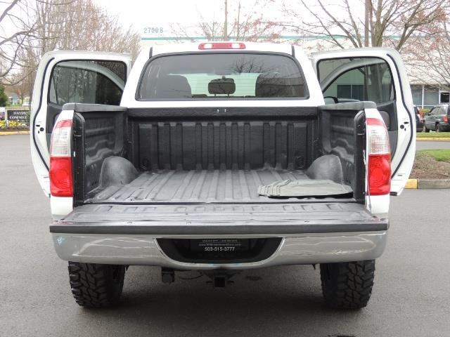2006 Toyota Tundra SR5 4dr  / 4X4 / TIMING BELT REPLACED/ LIFTED - Photo 28 - Portland, OR 97217
