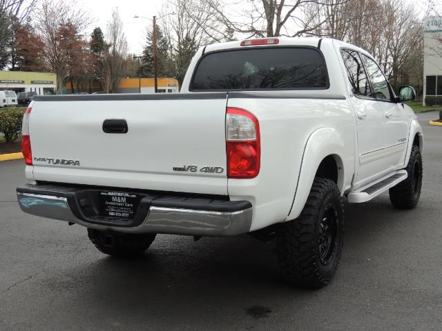 2006 Toyota Tundra SR5 4dr  / 4X4 / TIMING BELT REPLACED/ LIFTED - Photo 8 - Portland, OR 97217
